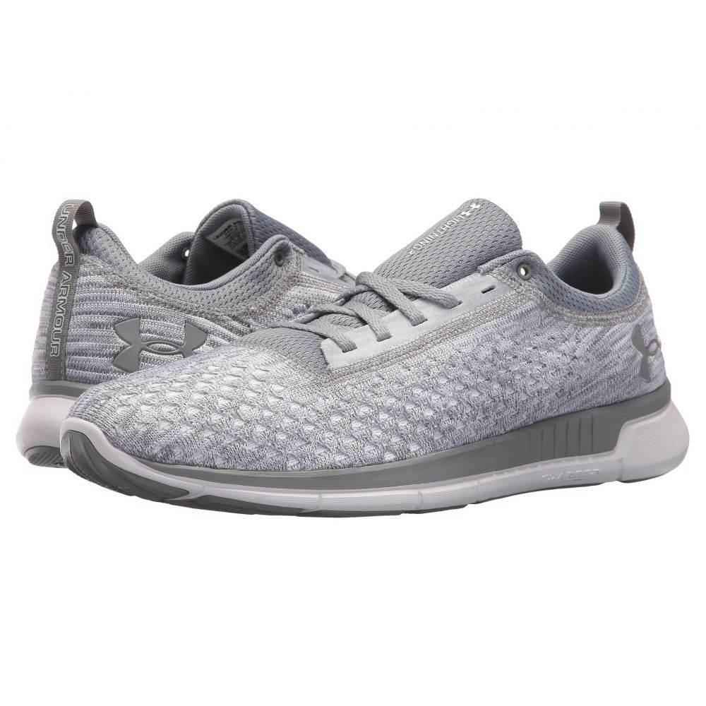 アンダーアーマー メンズ ランニング・ウォーキング シューズ・靴【UA Lightning 2】White/Steel/Steel