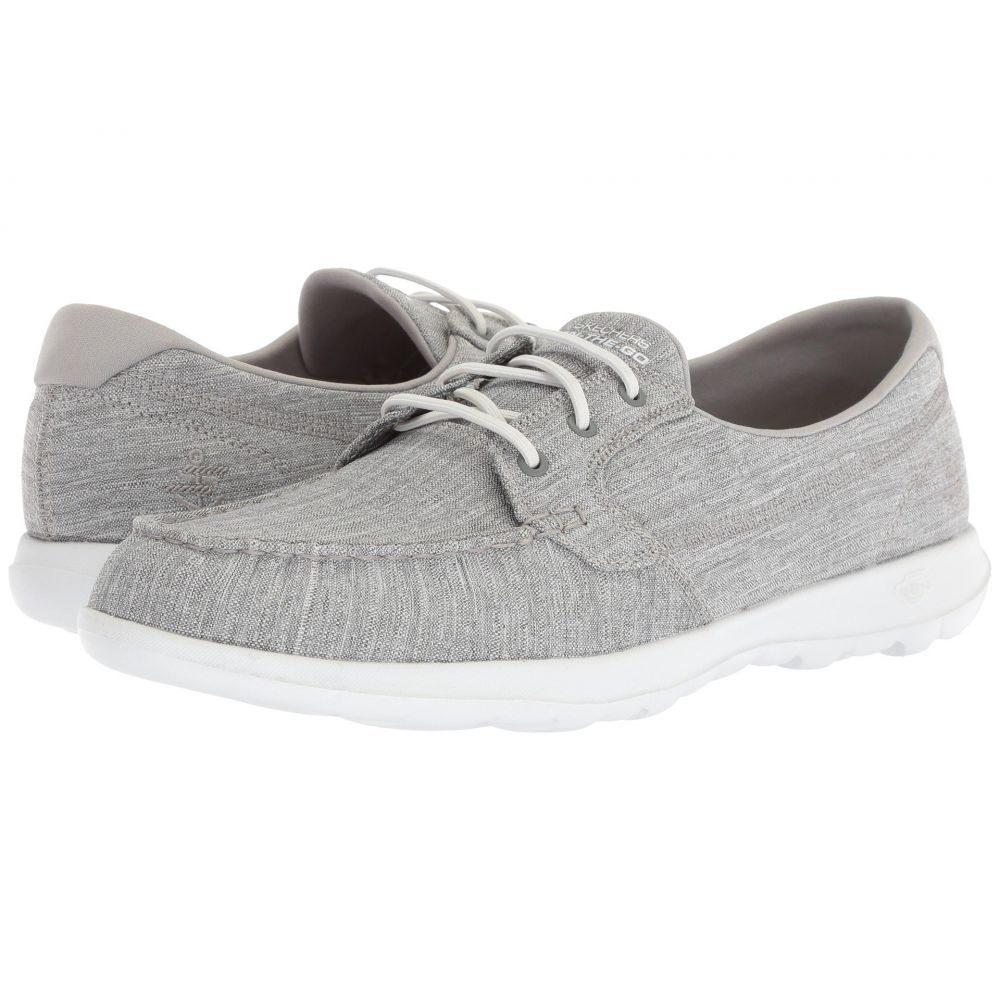 スケッチャーズ レディース シューズ・靴 スニーカー【GOwalk Lite - Isla】Gray