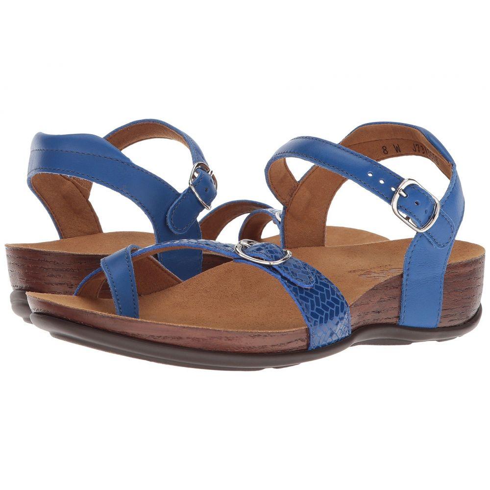 サス レディース シューズ・靴 サンダル・ミュール【Pampa】Sapphire Weave