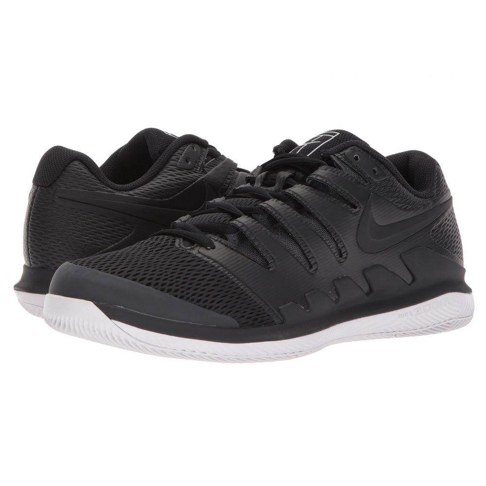 ナイキ メンズ テニス シューズ・靴【Air Zoom Vapor X】Black/Black/Vast Grey/Anthracite