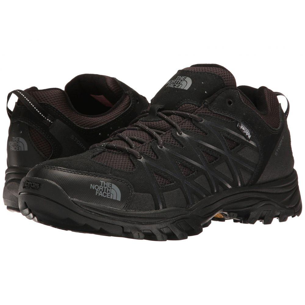 ザ ノースフェイス メンズ ハイキング・登山 シューズ・靴【Storm III WP】TNF Black/Phantom Grey