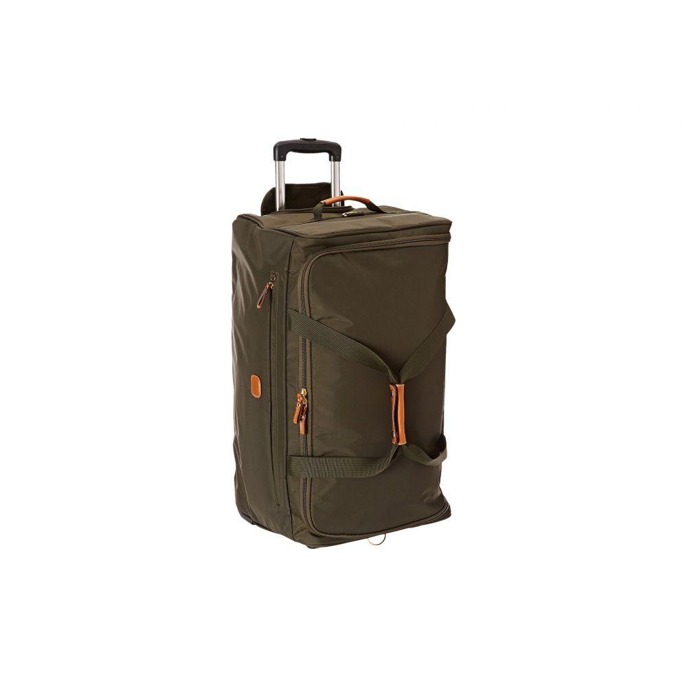 ブリックス レディース バッグ スーツケース・キャリーバッグ【X-Bag 28 Rolling Duffle】Olive