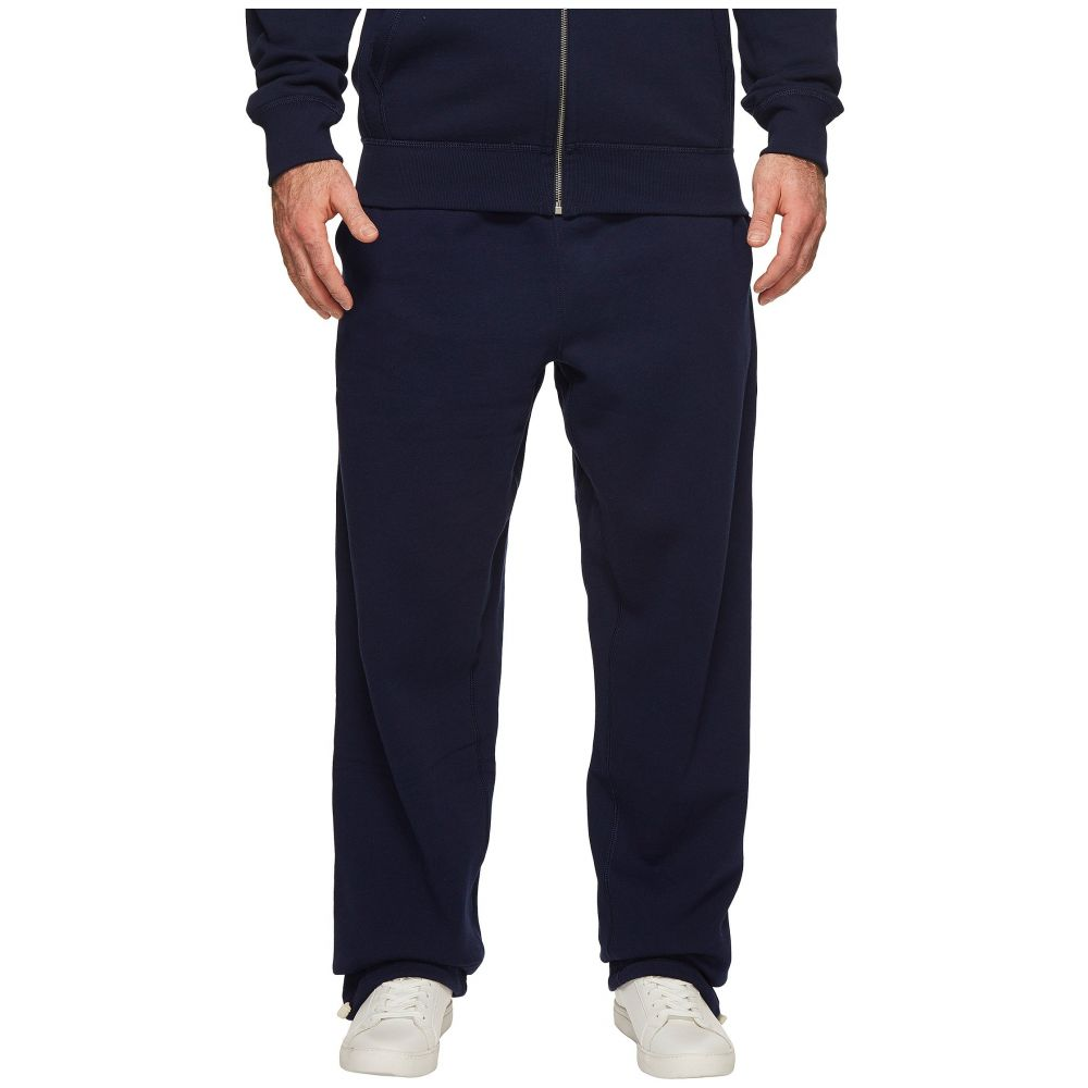 ラルフ ローレン メンズ ボトムス・パンツ【Big & Tall Classic Athletic Fleece Pull-On Pants】Cruise Navy