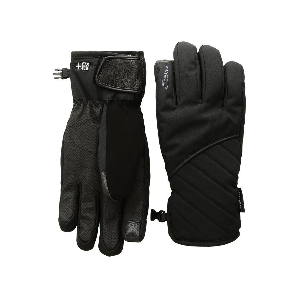 セイラス レディース スキー・スノーボード グローブ【St Heatwave Plus Vanish Gloves】Black