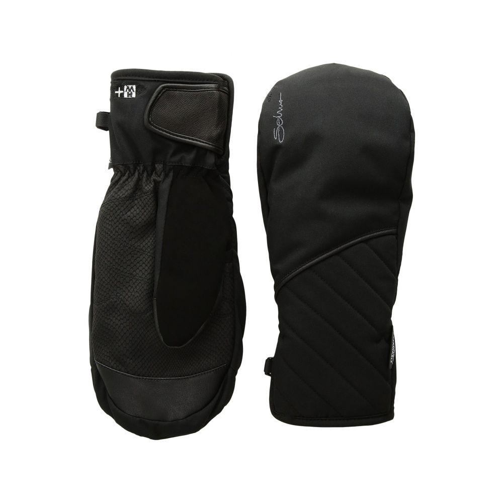 セイラス レディース スキー・スノーボード グローブ【St Heatwave Plus Vanish Mitt】Black