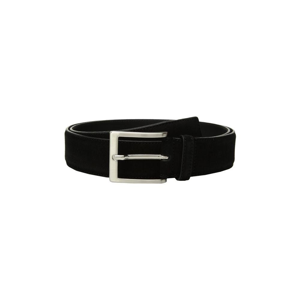 トゥーブートニューヨーク メンズ ベルト【Belt】Black Suede
