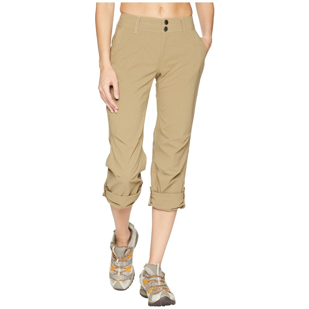 マーモット レディース ハイキング・登山 ボトムス・パンツ【Kodachrome Pants】Desert Khaki