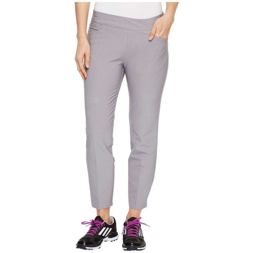 アディダス レディース ゴルフ ボトムス・パンツ【Ultimate Adistar Ankle Pants】Grey Three