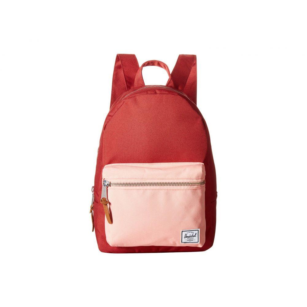 ハーシェル サプライ レディース バッグ バックパック・リュック【Grove X-Small】Brick Red/Peach