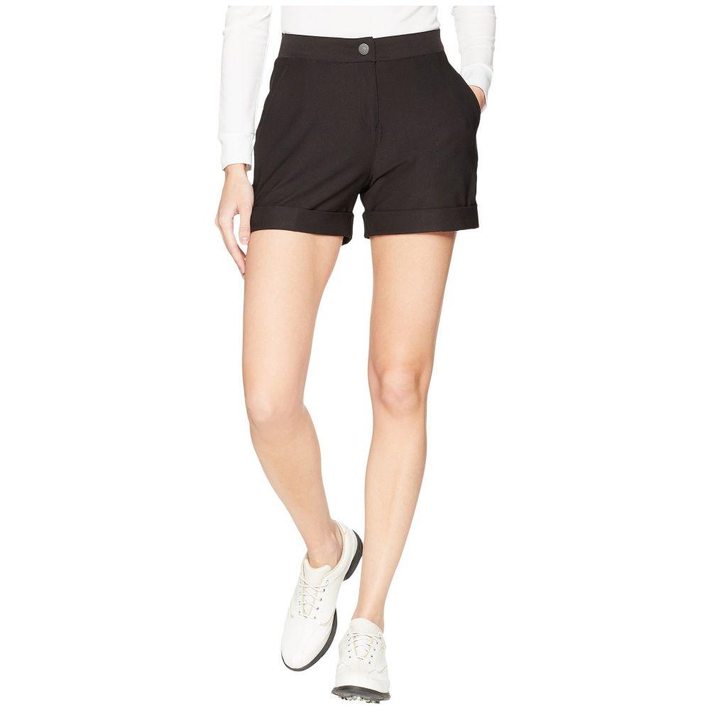 プーマ レディース ゴルフ ボトムス・パンツ【Solid Short Shorts】PUMA Black