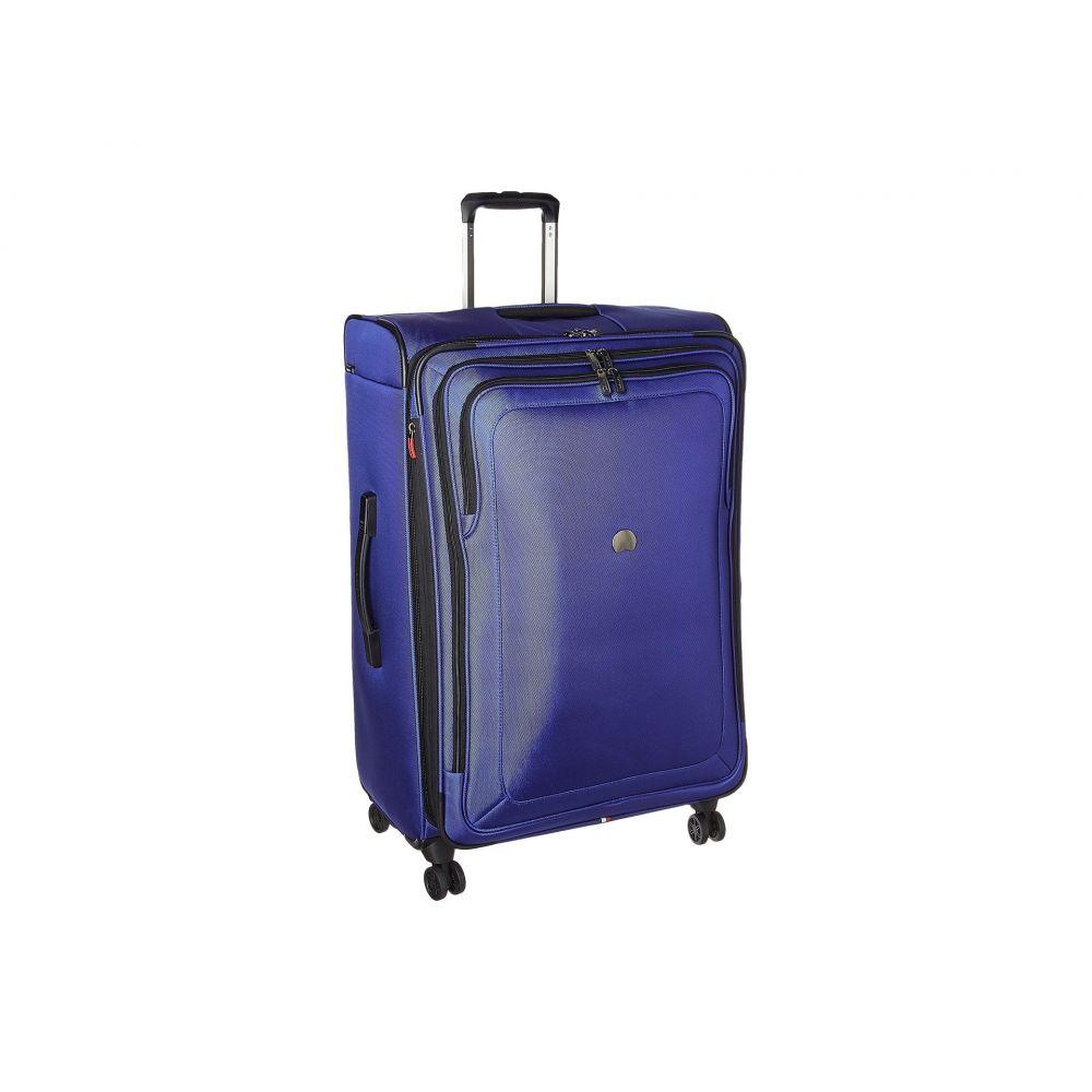 デルシー レディース バッグ スーツケース・キャリーバッグ【Cruise Lite Softside 29 Expandable Spinner Upright】Blue