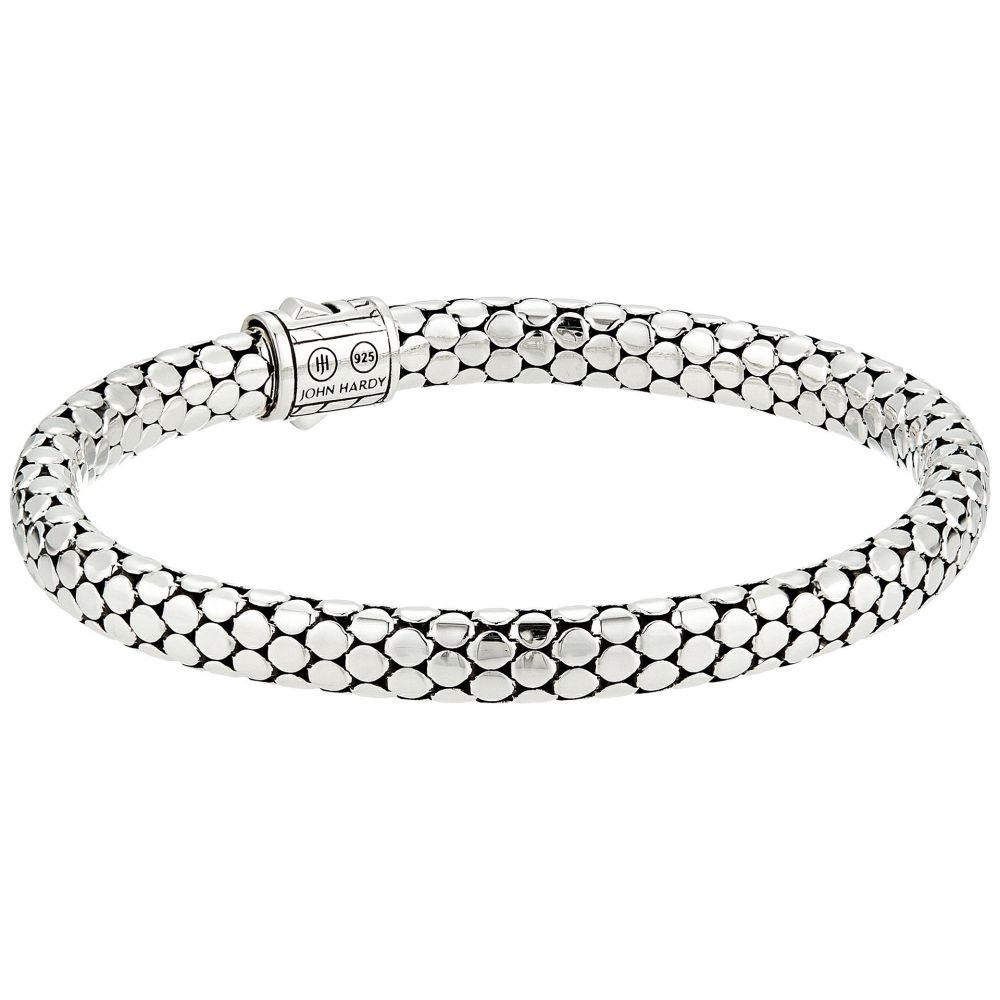 ジョン ハーディー レディース ジュエリー・アクセサリー ブレスレット【Dot 6.5mm Bracelet】Silver