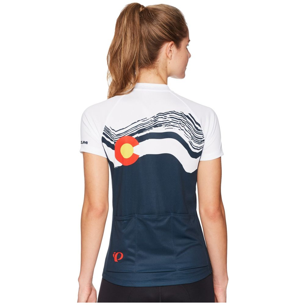 HOMESTATE 2018 Pearl Izumi Women/'s SELECT Escape Short Sleeve Graphic Jersey