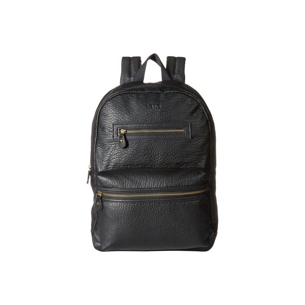 ヴァンズ レディース バッグ バックパック・リュック【Doubledecker Backpack】Black