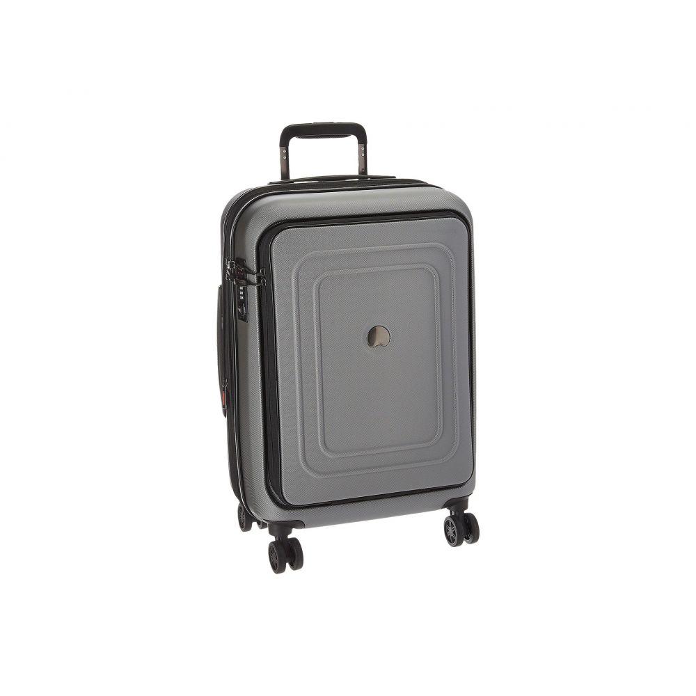デルシー レディース バッグ スーツケース・キャリーバッグ【Cruise Lite Hardside 21 Expandable Spinner Carry-On】Platinum
