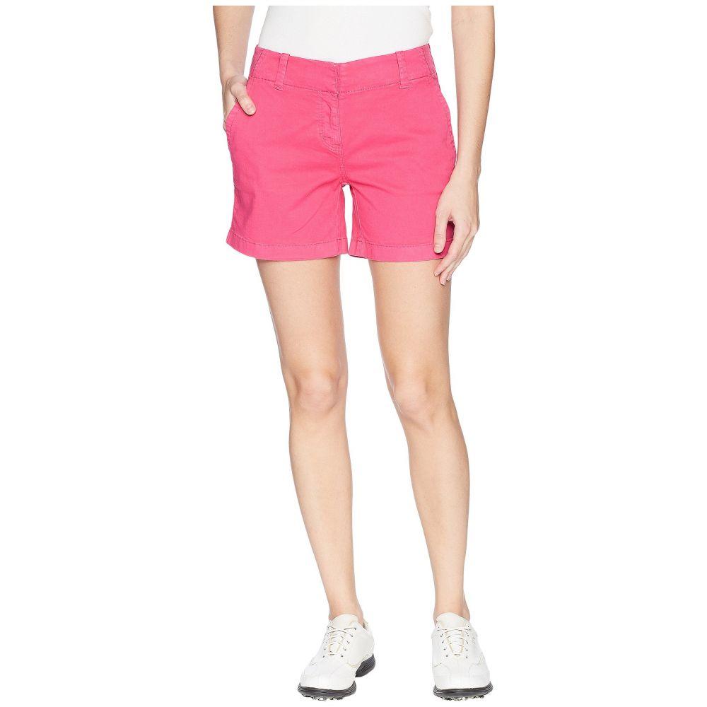 ヴィニヤードヴァインズ レディース ゴルフ ボトムス・パンツ【5 Every Day Shorts】Rhododendron