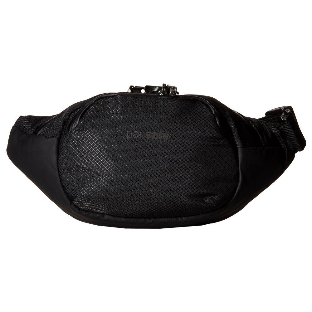 パックセイフ レディース バッグ ボディバッグ・ウエストポーチ【Venturesafe X Anti-Theft Waistpack】Black