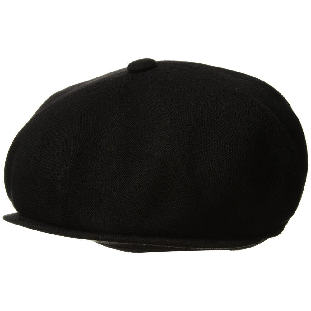 カンゴール レディース 帽子【Bamboo Hawker】Black
