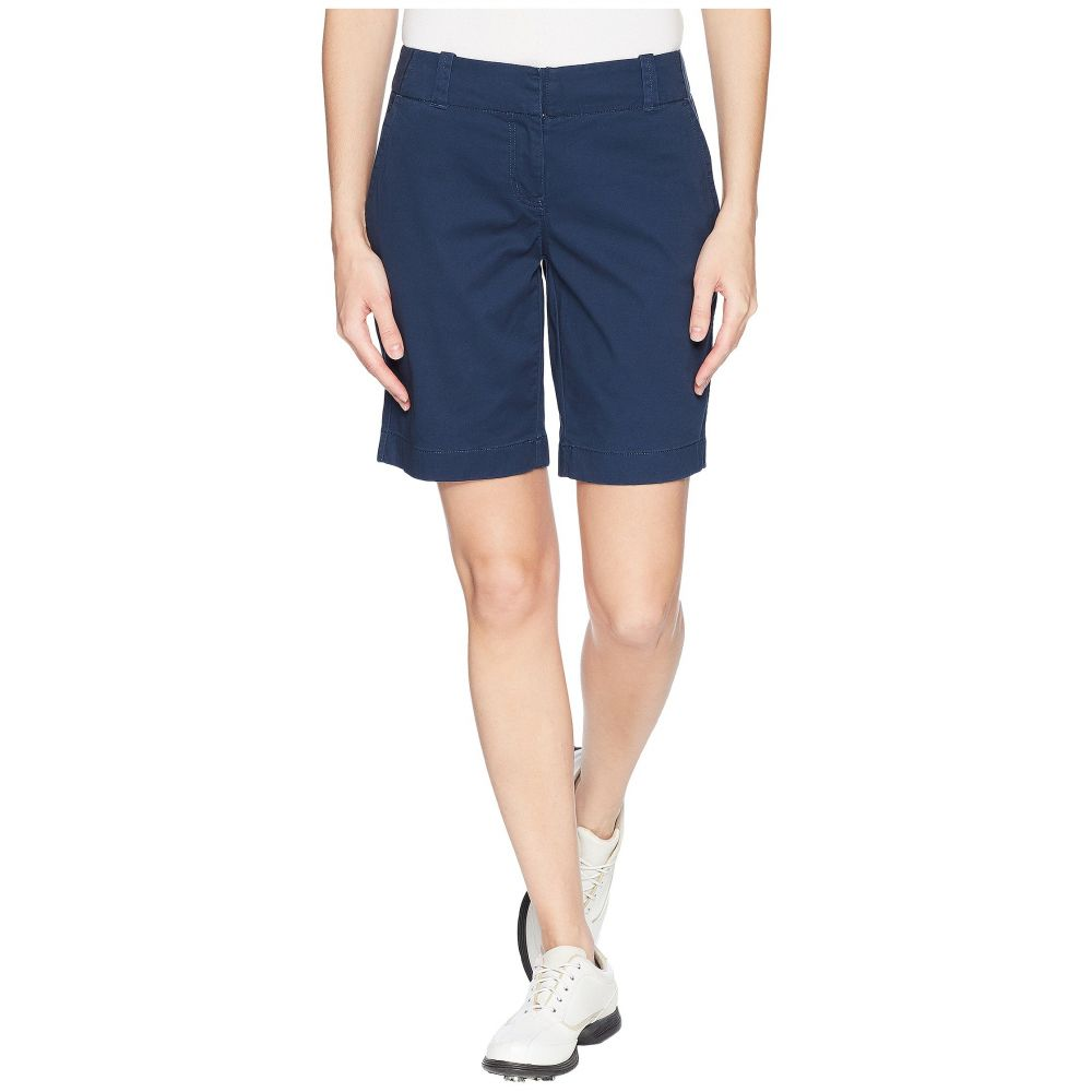 ヴィニヤードヴァインズ レディース ゴルフ ボトムス・パンツ【9 Every Day Shorts】Blue Blazer