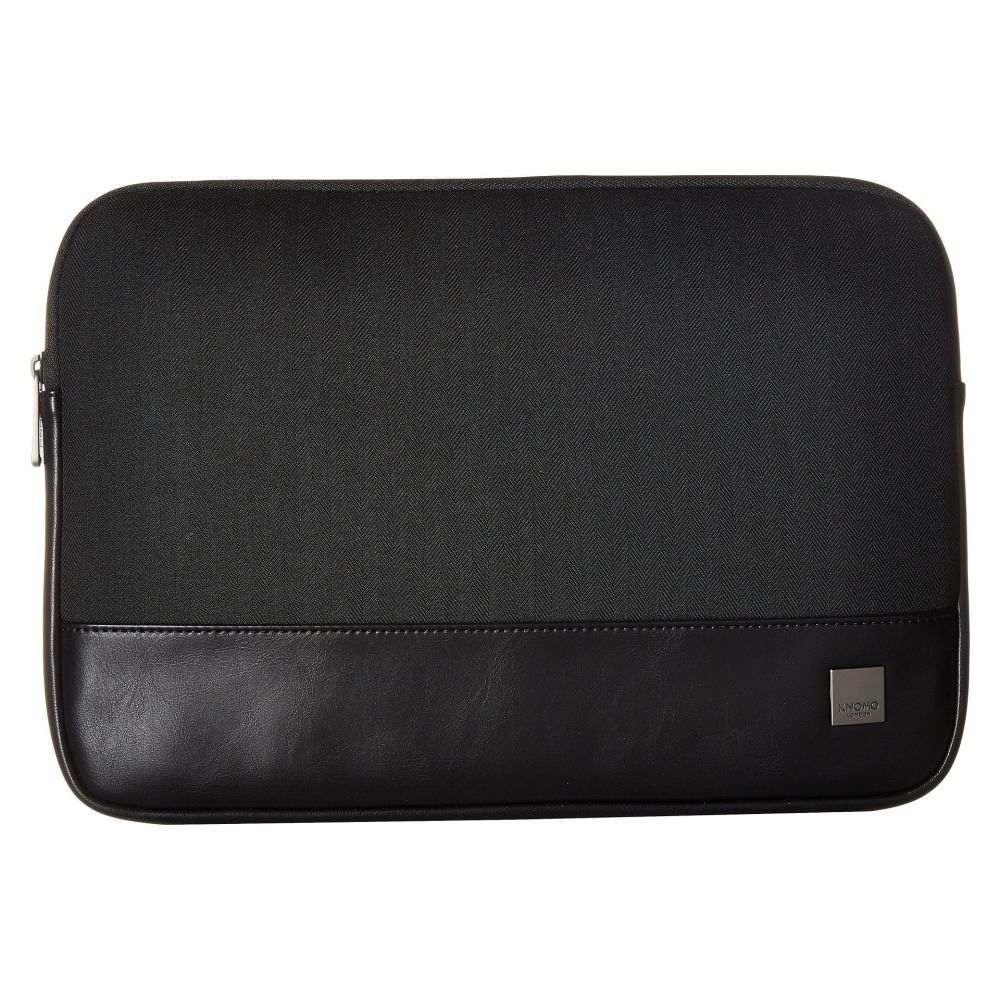 モノ レディース バッグ パソコンバッグ【Holborn 13 Laptop Sleeve】Black