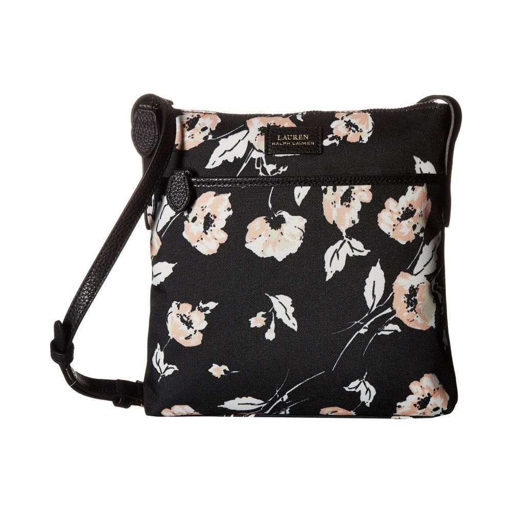 ラルフ ローレン レディース バッグ ショルダーバッグ【Chadwick Crossbody Medium】Black Floral Multi