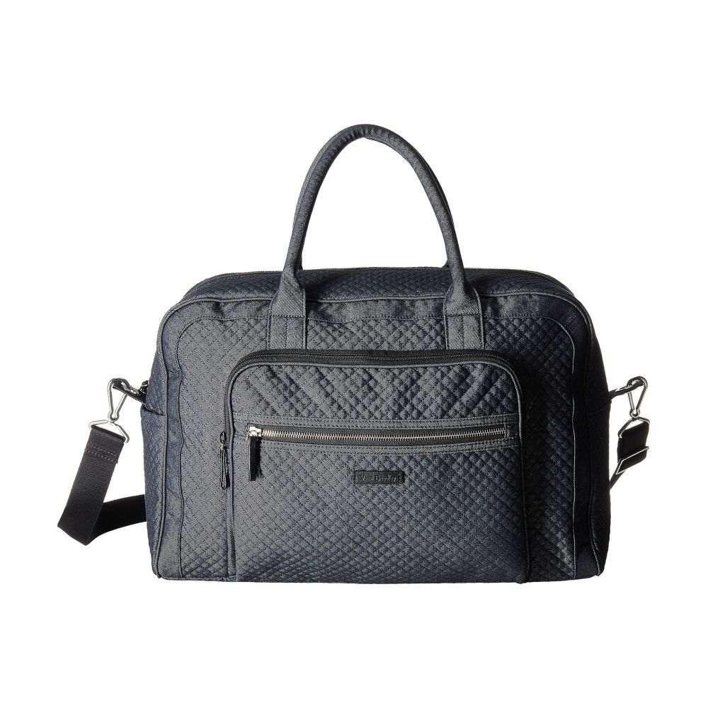 ヴェラ ブラッドリー レディース バッグ ボストンバッグ・ダッフルバッグ【Iconic Weekender Travel Bag】Denim Navy