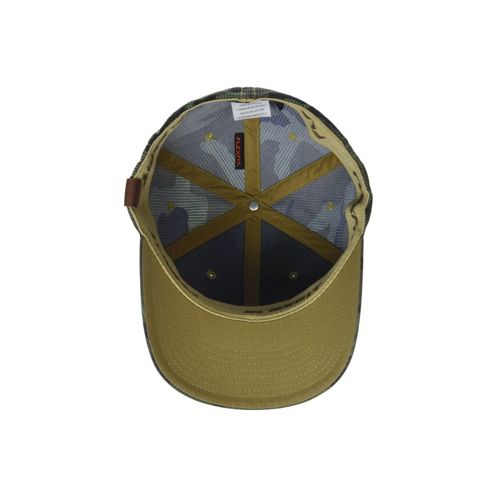 b18db784be5 カンゴール レディース 帽子 キャップ Pattern Flexfit Baseball Camo-キャップ