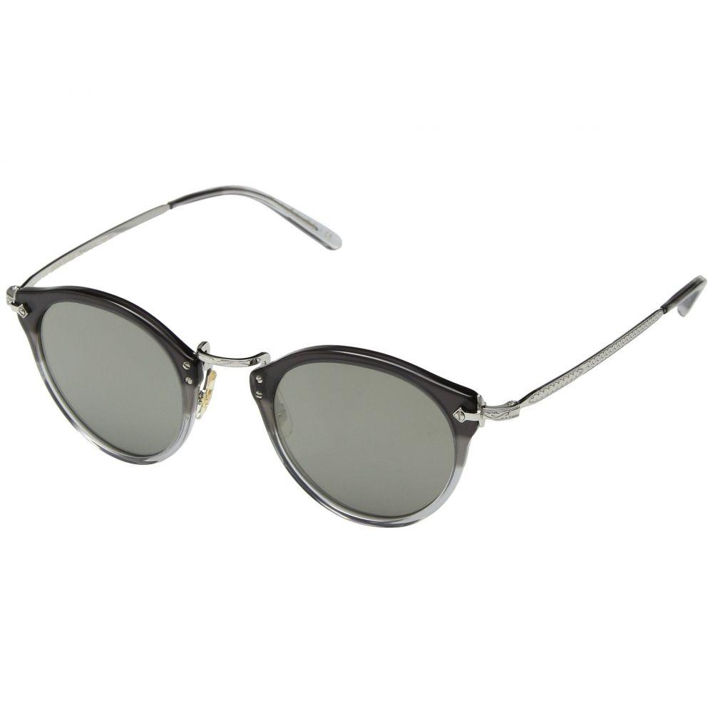 オリバーピープルズ レディース メガネ・サングラス【OP-505 Sun】Vintage Grey Fade/Silver/Grey Gold Tone