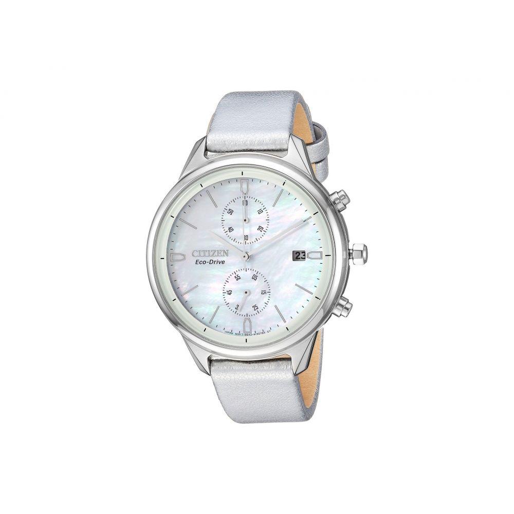 シチズン レディース 腕時計【FB2000-03D Eco-Drive】Silver