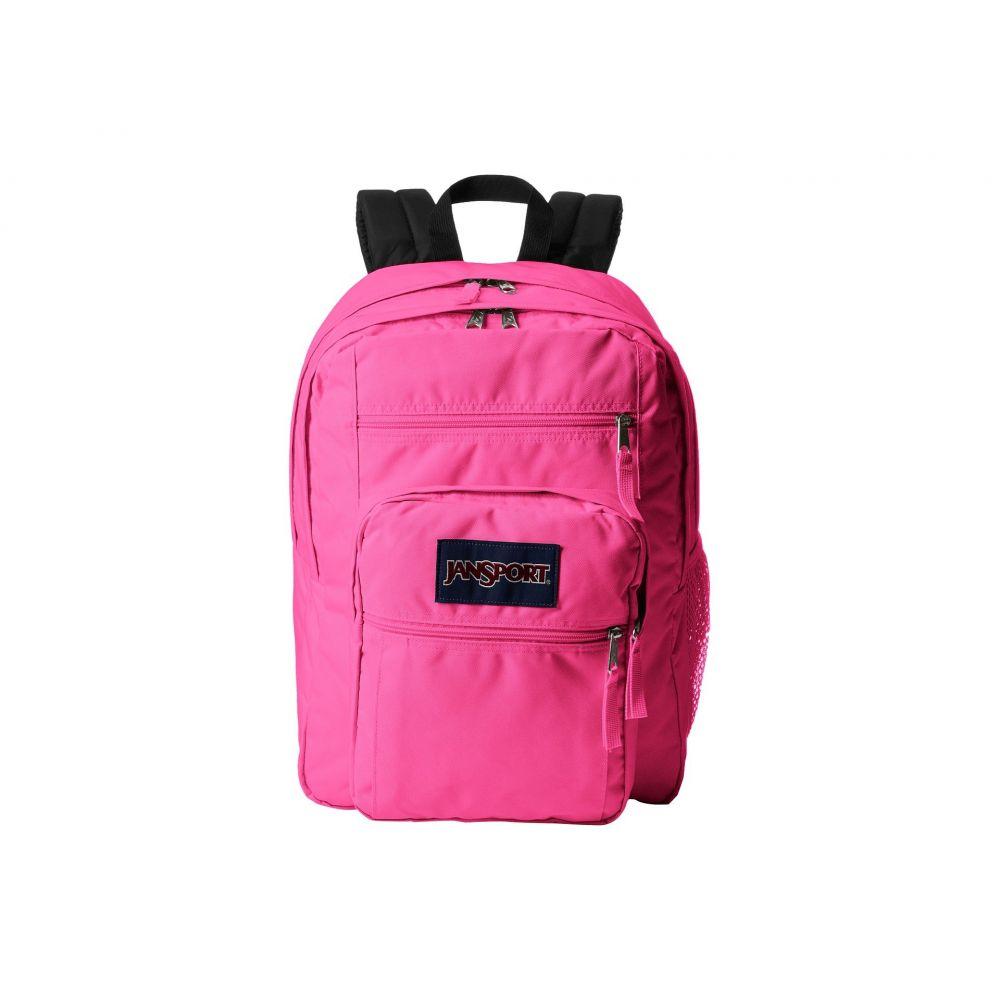 ジャンスポーツ レディース バッグ バックパック・リュック【Big Student】Ultra Pink