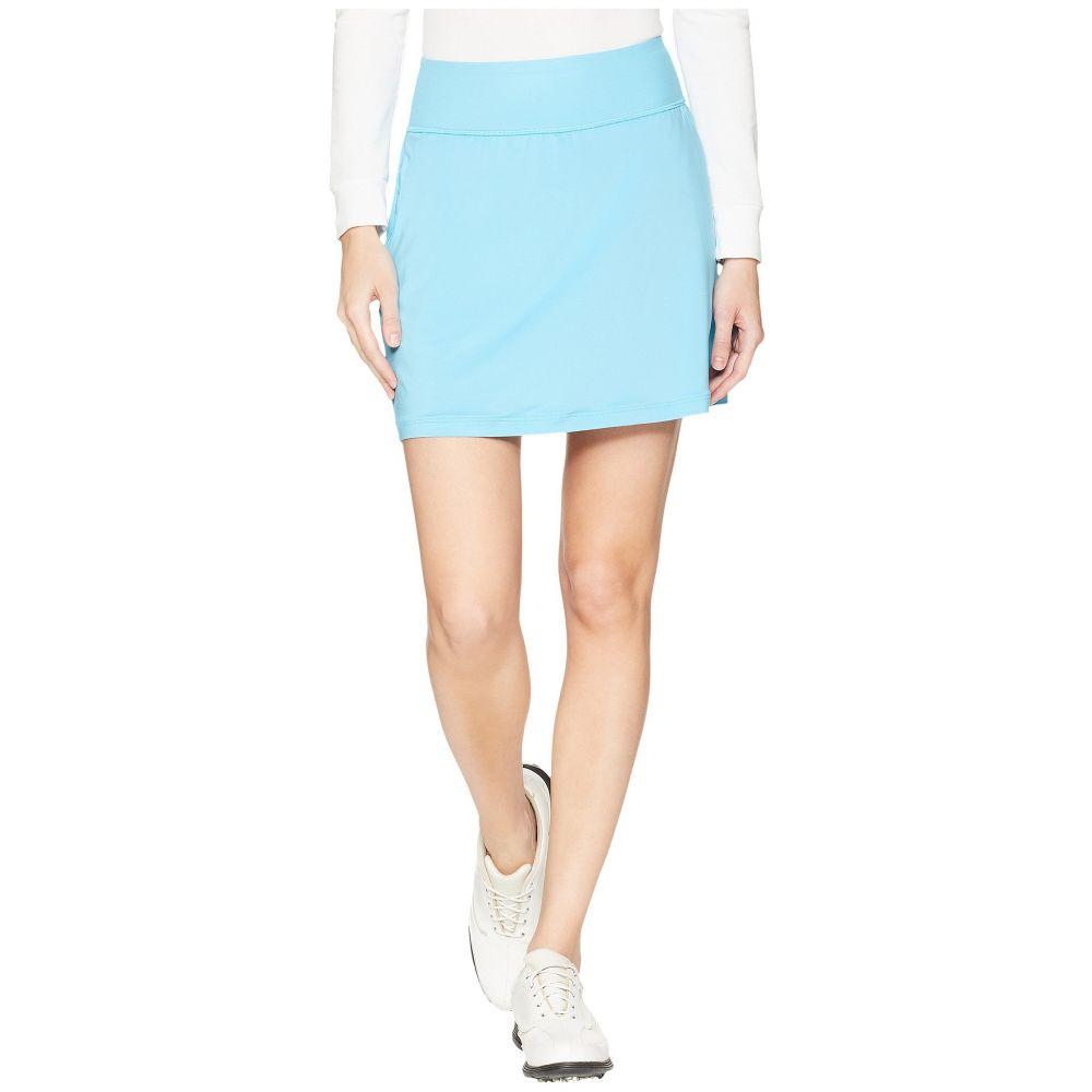 プーマ レディース ゴルフ ボトムス・パンツ【PWRSHAPE Solid Knit Skirt】Aquarius