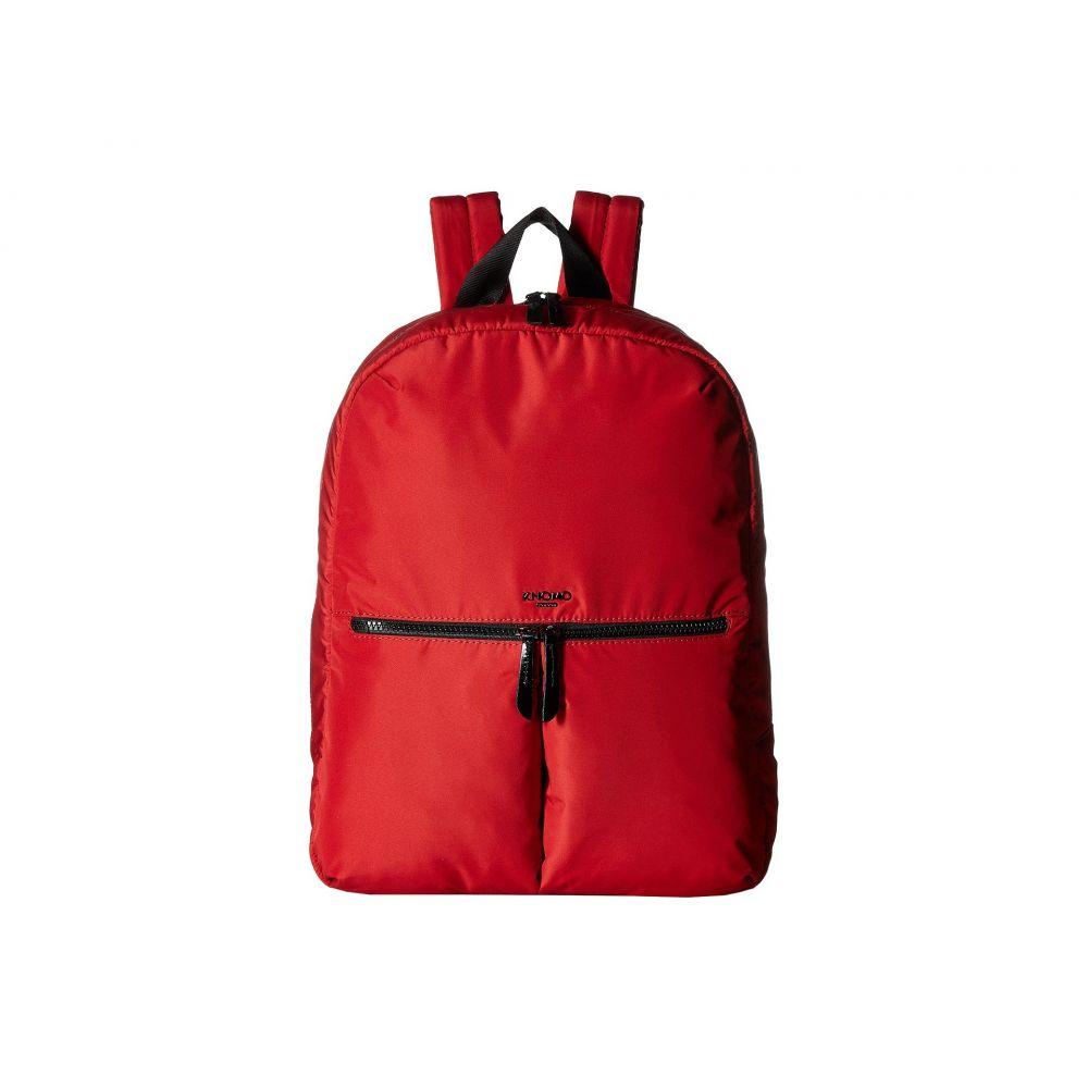 モノ レディース バッグ バックパック・リュック【Dalston Berlin Ultra Lightweight Backpack】Poppy Red