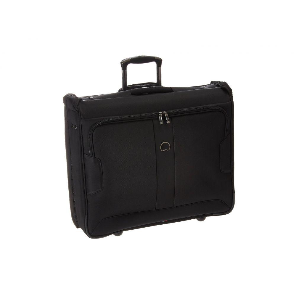 デルシー レディース バッグ スーツケース・キャリーバッグ【Sky Max 2-Wheeled Garment Bag】Black