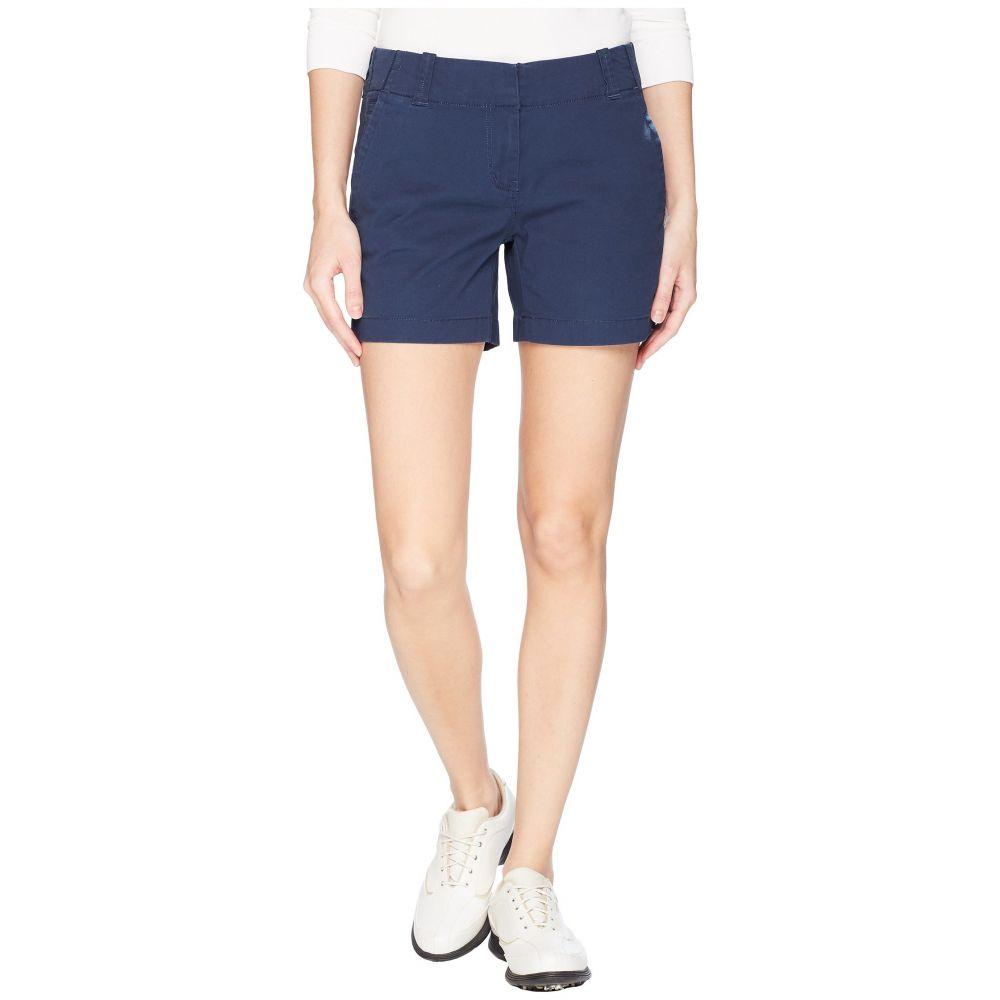 ヴィニヤードヴァインズ レディース ゴルフ ボトムス・パンツ【5 Every Day Shorts】Blue Blazer