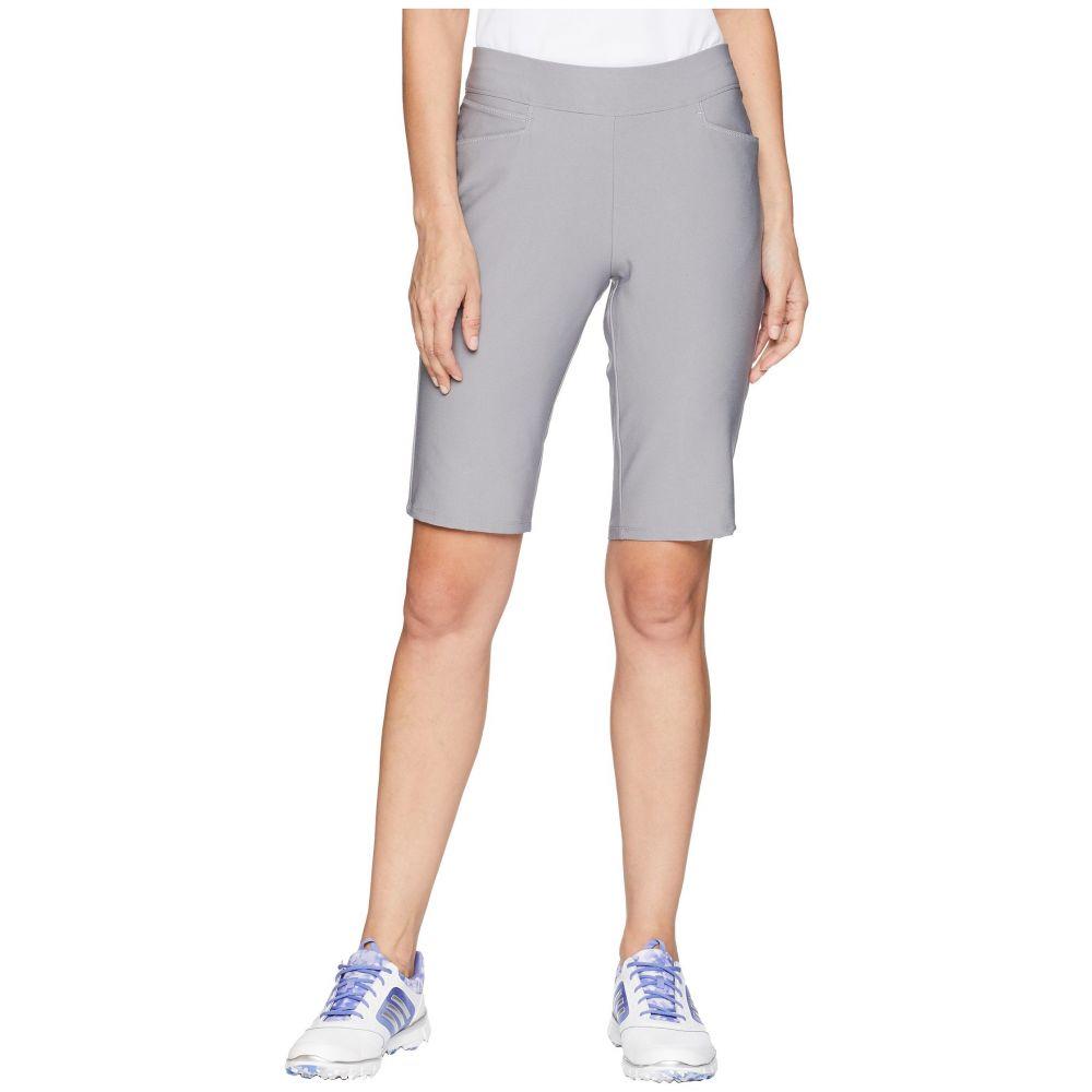 アディダス レディース ゴルフ ボトムス・パンツ【adiStar Bermuda Shorts】Grey Three