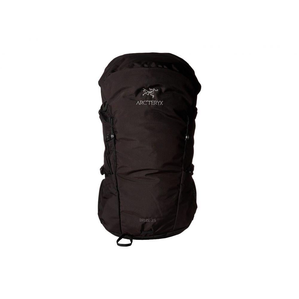 アークテリクス レディース ハイキング・登山 バックパック・リュック【Brize 25 Backpack】Black