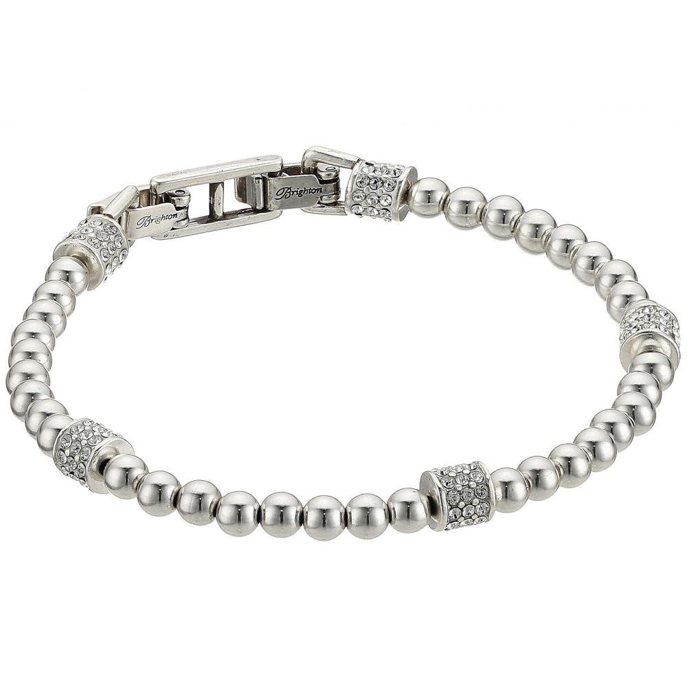 ブライトン レディース ジュエリー・アクセサリー ブレスレット【Meridian Petite Bracelet】Crystal
