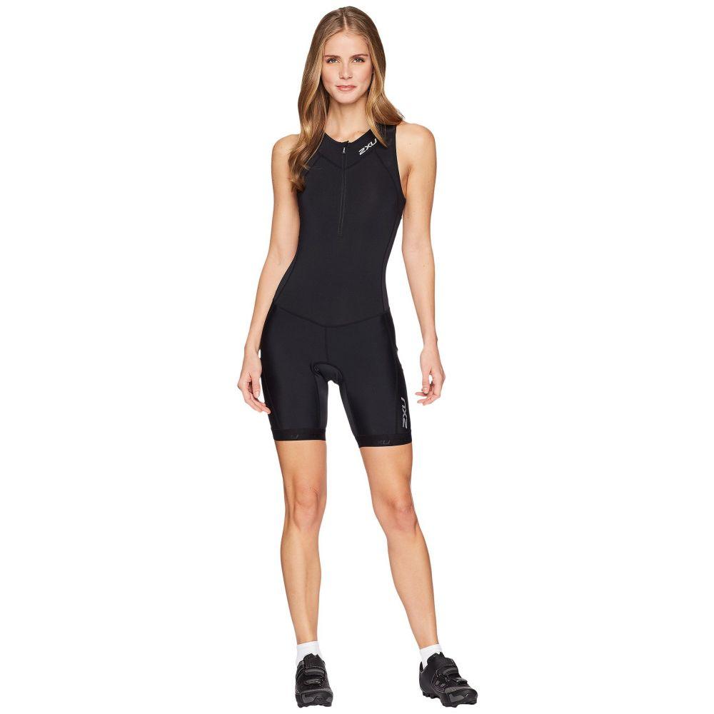 ツータイムズユー レディース 水着・ビーチウェア ウェットスーツ【Active Trisuit】Black/Black