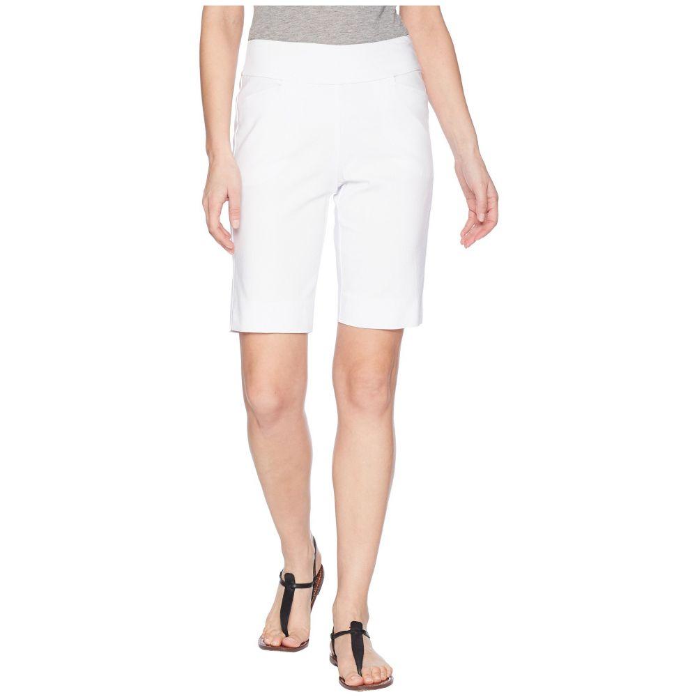 クレイジーラリー レディース ゴルフ ボトムス・パンツ【Pull-On Golf Shorts】White