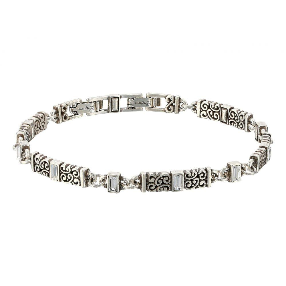 ブライトン レディース ジュエリー・アクセサリー ブレスレット【Baroness Soft Bracelet】Silver