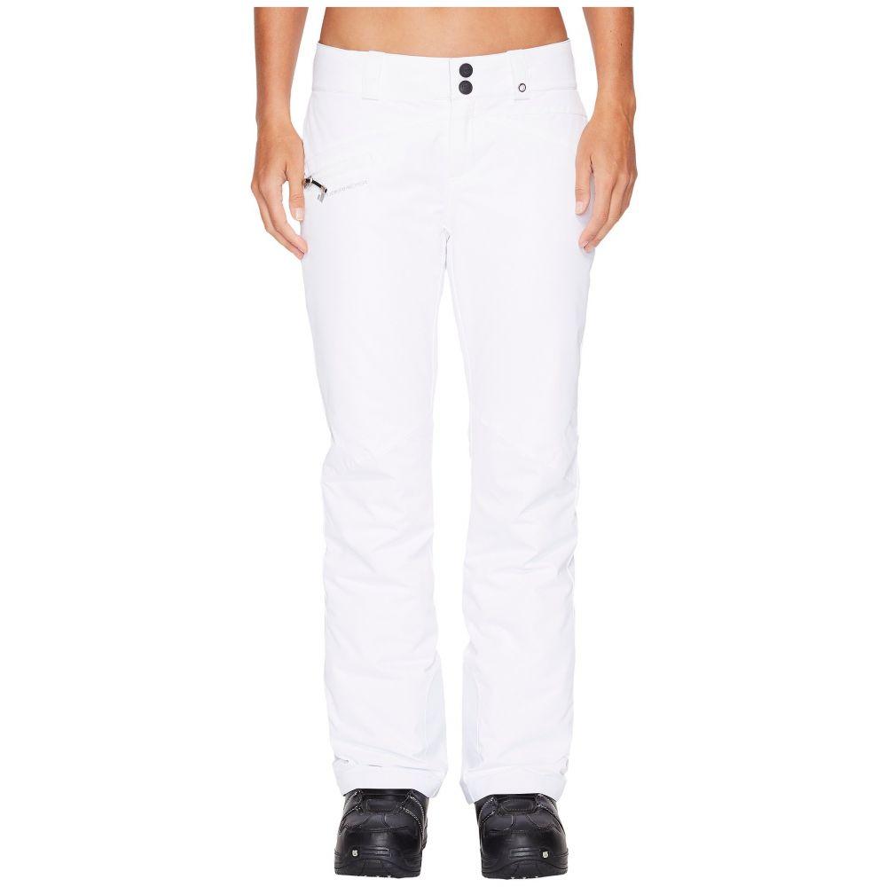 オバマイヤー レディース スキー・スノーボード ボトムス・パンツ【Malta Pants】White