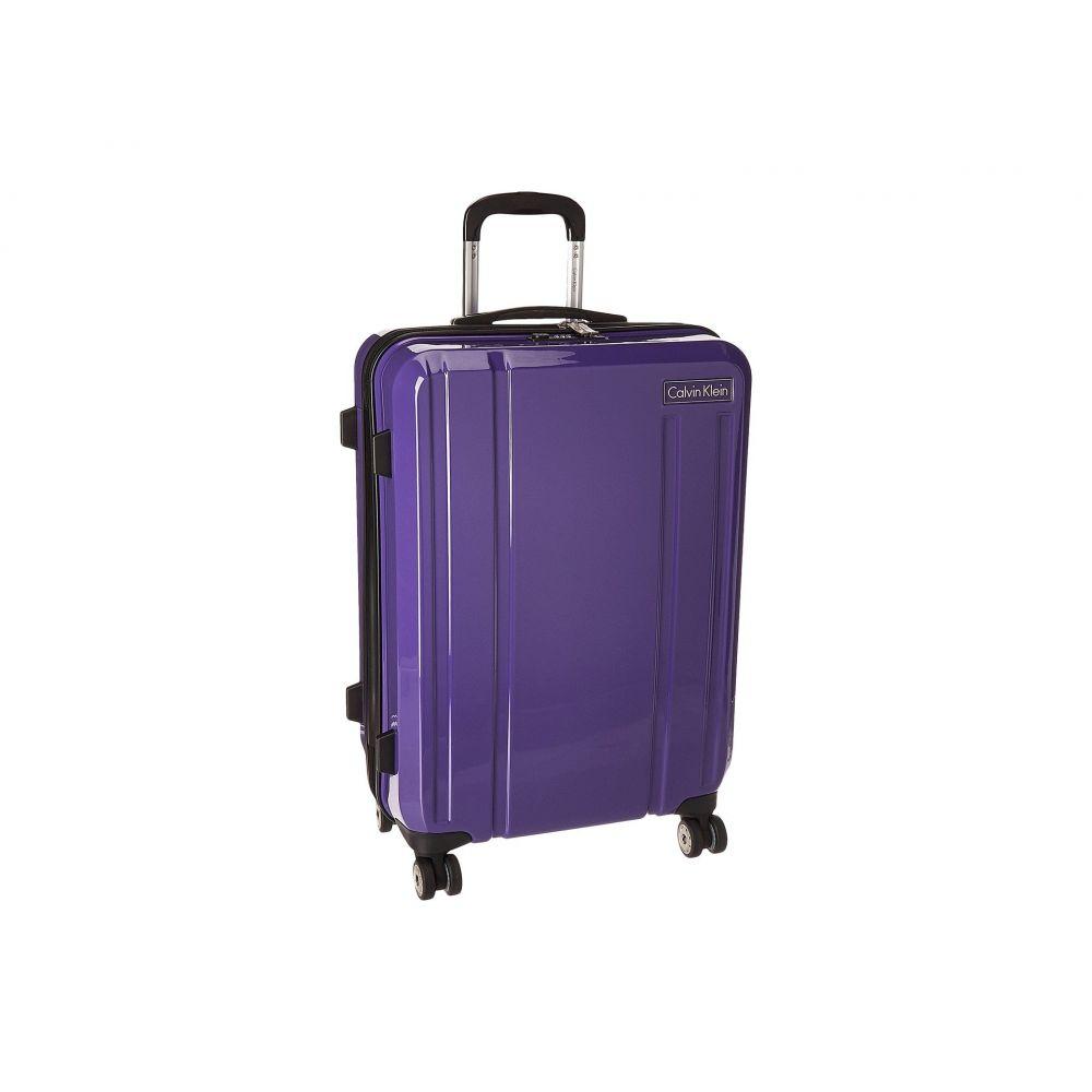 カルバンクライン レディース バッグ スーツケース・キャリーバッグ【Beacon 24 Upright Suitcase】Blue