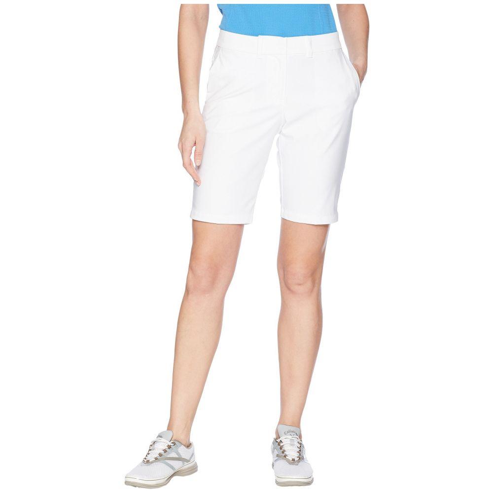 ナイキ レディース ゴルフ ボトムス・パンツ【Flex Shorts Woven 10】White/White