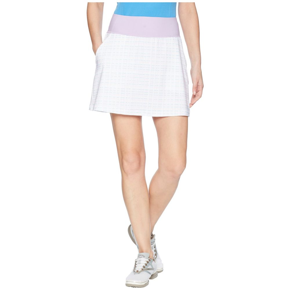プーマ レディース ゴルフ ボトムス・パンツ【Powershape Sport Knit Skirt】Purple Rose