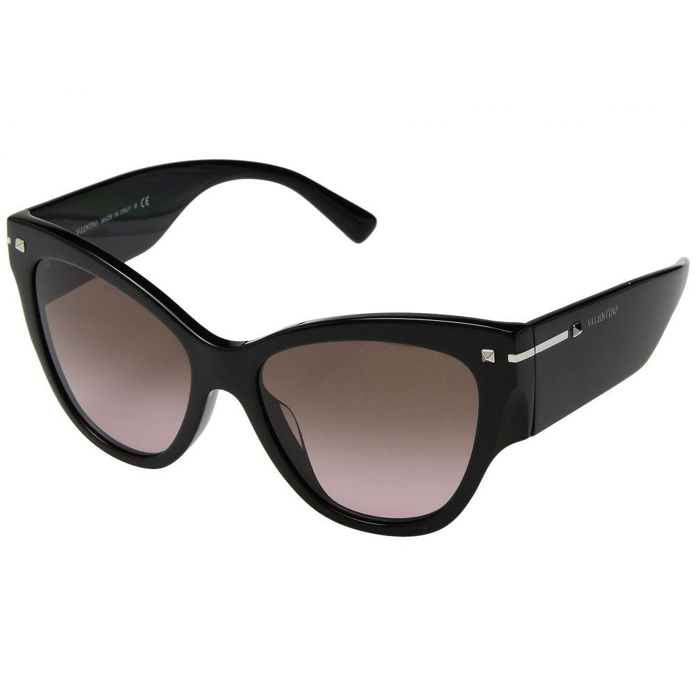 ヴァレンティノ レディース メガネ・サングラス【0VA4028A】Black/Brown Gradient Pink