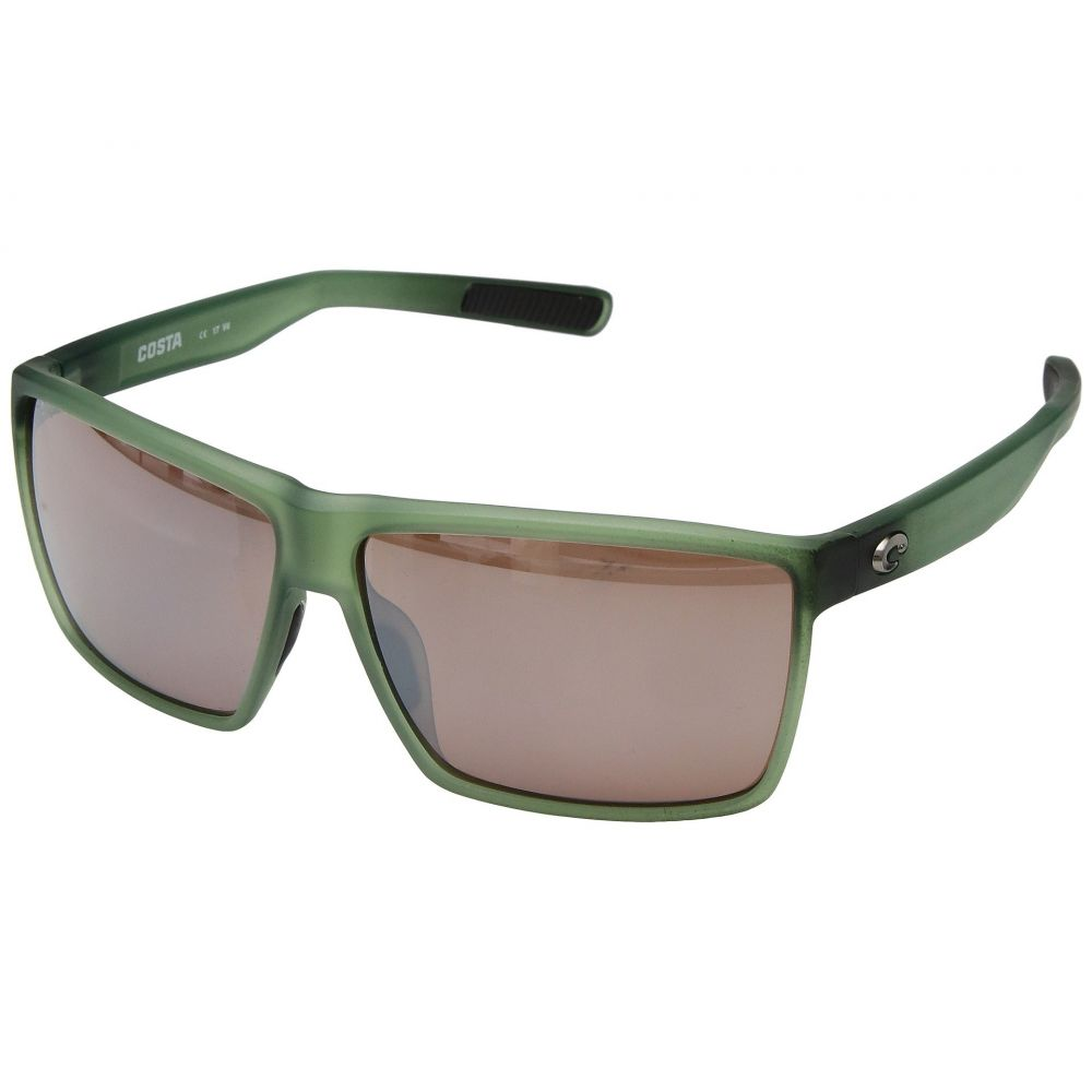 コスタ レディース メガネ・サングラス【Rincon】Matte Palm Green Frame/Copper Silver Mirror 580P