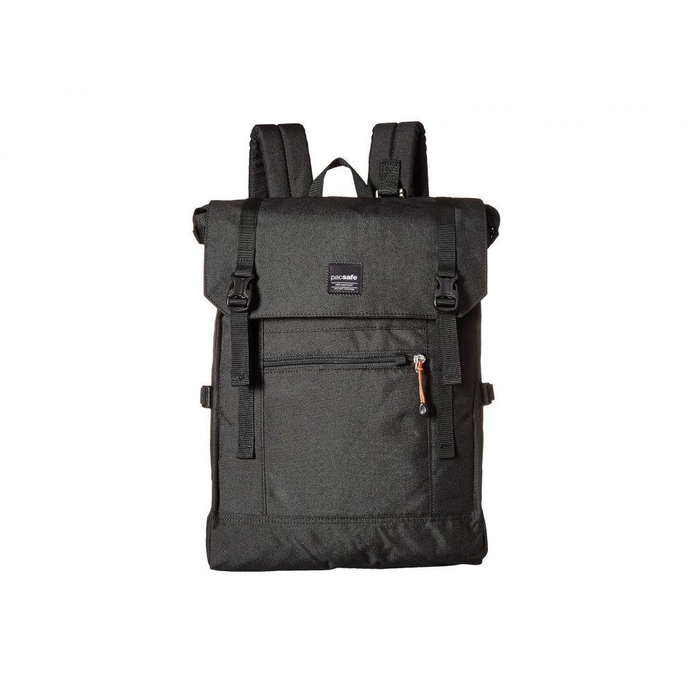パックセイフ レディース バッグ バックパック・リュック【Slingsafe LX450 Anti-Theft 14L Backpack】Black