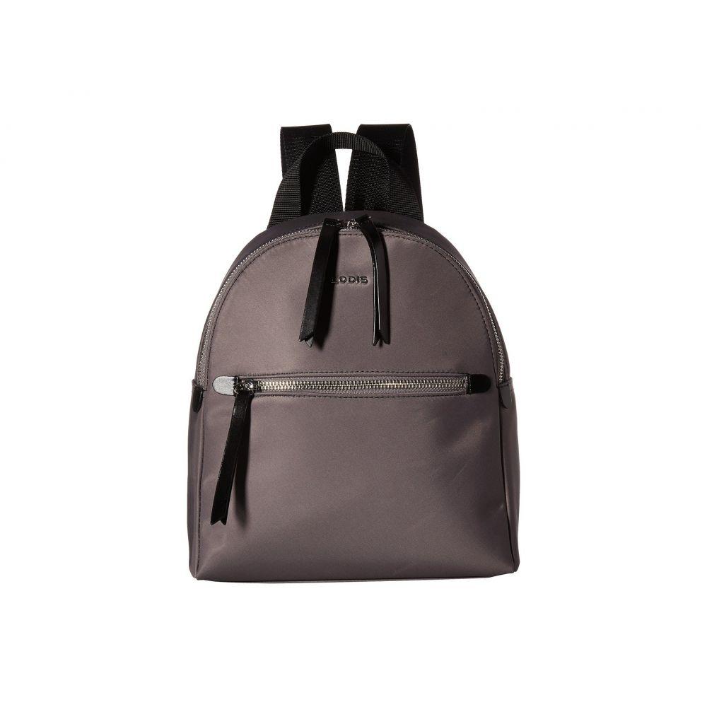 ロディス アクセサリー レディース バッグ バックパック・リュック【Nylon Sports Ginnie Small Backpack】Grey