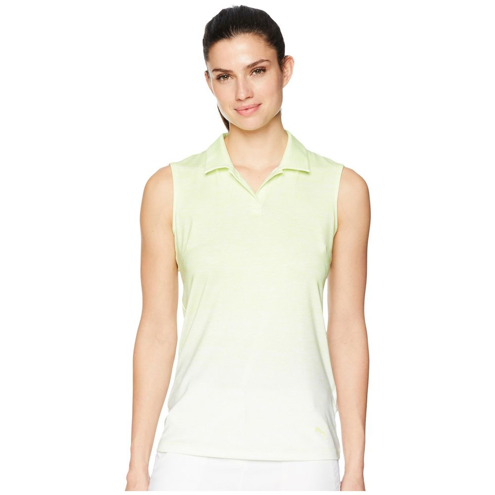 【35%OFF】 プーマ Polo】Sunny レディース ゴルフ トップス プーマ【Gradient Sleeveless Polo Lime】Sunny Lime, 愛情宣言:d565193d --- blablagames.net