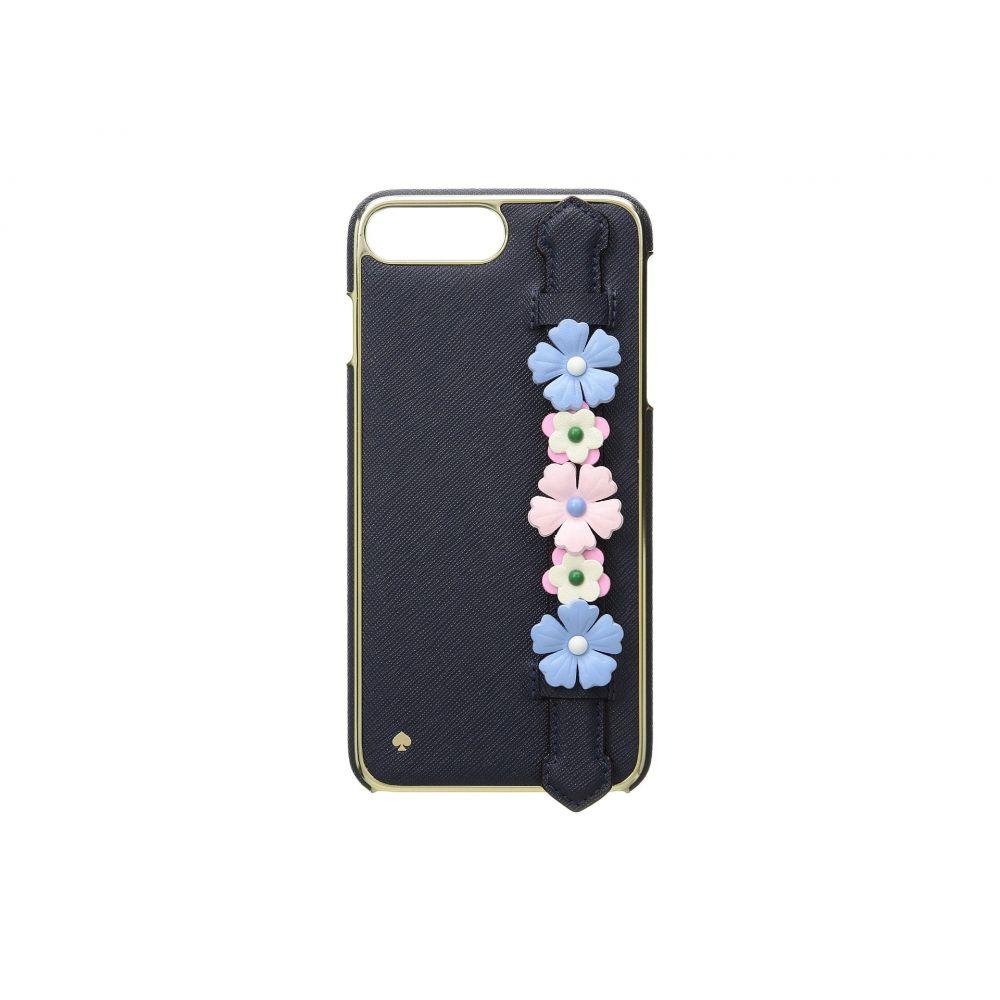 ケイト スペード レディース iPhone (8 Plus)ケース【Floral Hand Strap Stand Phone Case for iPhone 8 Plus】Multi
